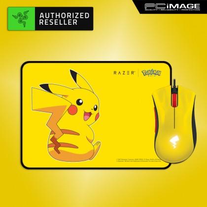 RAZER Pokemon Pikachu Edition Gaming Mouse with Mousepad