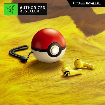 RAZER Pokemon Pikachu Limited Edition True Wireless Earbuds