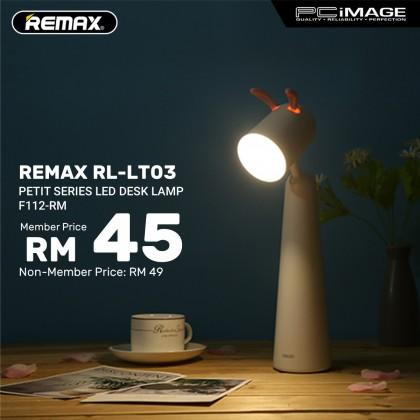 REMAX RL-LT03 Petit Series LED Desk Lamp - Lucky Deer