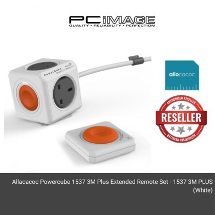 ALLACACOC POWERCUBE 1537 3M PLUS EXTENDED REMOTE SET