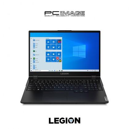 "LENOVO Legion 5 82AU00CYMJ 15.6"" Gaming Laptop - Phantom Black (i7-10750H, 8GB, 512GB, GTX1650Ti, Win10, OfficeH&S)"
