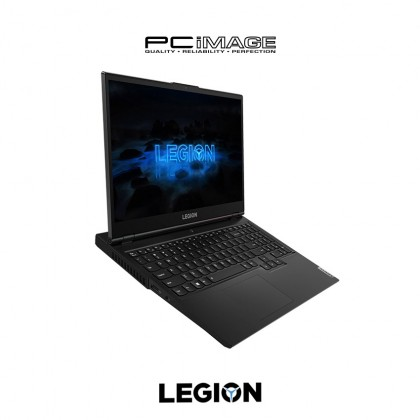 "LENOVO Legion 5 15IMH05H-81Y600EPMJ 15.6"" Gaming Laptop - Phantom Black (i7-10750H, 8GB, 512GB, GTX1660Ti, Win10,OfficeH&S)"