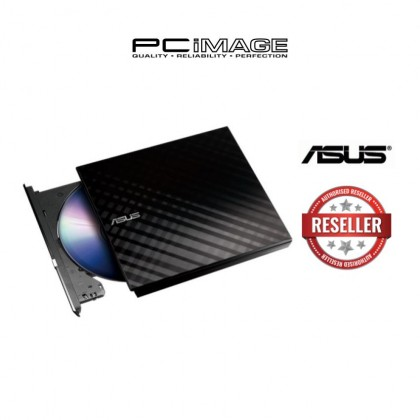 ASUS SDRW-08D2S-U LITE - portable 8X DVD burner with M-DISC support for lifetime data backup, compatible for Windows and Mac OS