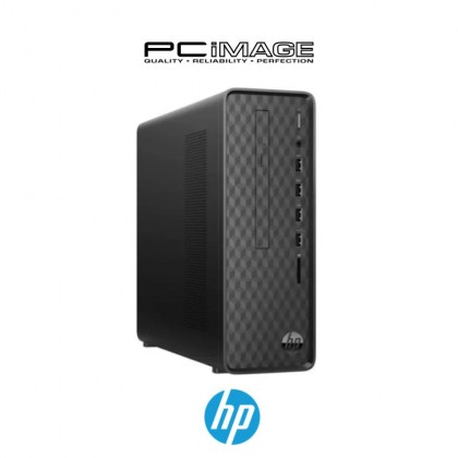 HP Slim S01-PF1140D Desktop PC (i5-10400/8GB DDR4/1TB HDD/Intel/Win10+Ms Office H&S)