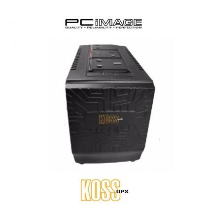 KOSS AVR ACTIVA A-100V 1000VA Automatic Voltage Regulator