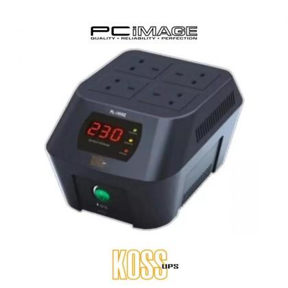 KOSS POWER LOGIC 800VA AUTOMATIC VOLTAGE REGULATOR
