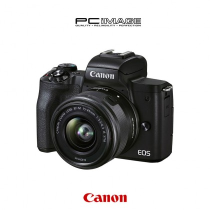 [PRE-ORDER] CANON EOS M50 Mark II with  EF-M 15-45mm f/3.5-6.3 IS STM Lens