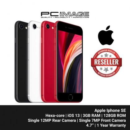 "APPLE Iphone SE Smartphone 4.7"" (128GB ROM, 3GB RAM, Hexa-core, iOS 13, Single 12MP Rear, Single 7MP Front Camera, 1821mAh)"