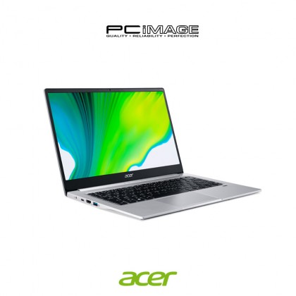 """ACER Swift 3 SF314-59-50LL/56F2/5896 14"""" Laptop - Silver/Pink/Blue (i5-1135G7, 8GB, 512GB, Win10, OfficeH&S)"""