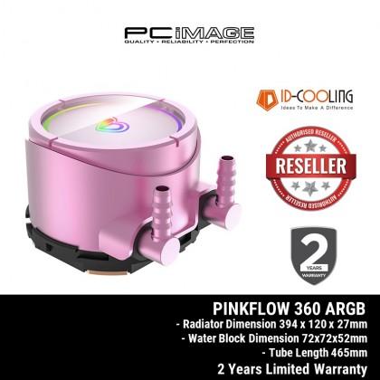ID-COOLING PINKFLOW 360 ARGB AIO CPU LIQUID COOLING