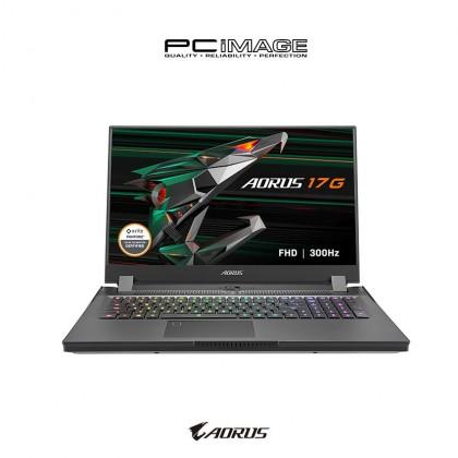 "[ PRE-ORDER ] GIGABYTE Aorus 17G XC-8MY6430SH 17.3"" 300Hz Laptop ( i7-10870H, 32GB, 512GB, RTX3070, Win10 )"