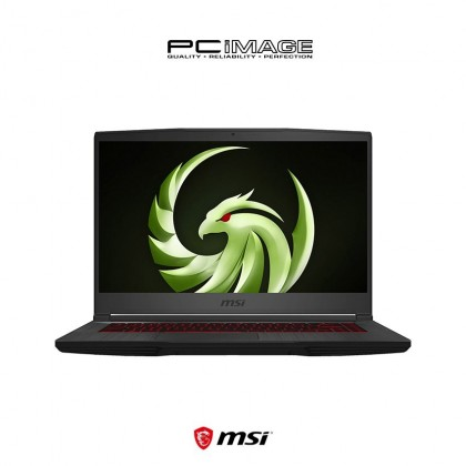 "MSI Bravo 15 A4DCR-069BN 15.6"" Gaming Laptop (Ryzen5-4600H, 8GB, 512GB, RX5300M, Win10)"