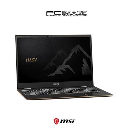 "MSI Summit E13 Flip A11MT-054MY 13.4"" 120Hz Touchscreen Laptop (i7-1185G7, 32GB, 1TB, IrisXe, Win10)"