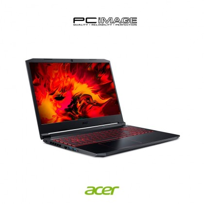 """ACER Nitro 5 AN515-55-537A 15.6"""" 144Hz Gaming Laptop - Black Red ( i5-10300H, 8GB, 512GB, RTX3060, Win10 )"""