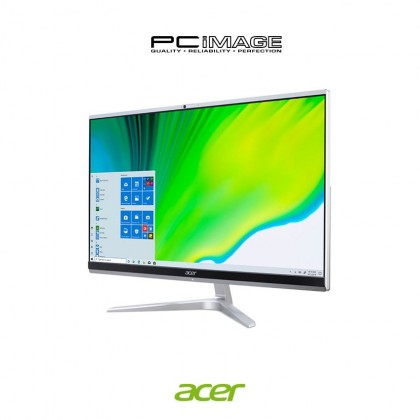 "ACER Aspire C241651-1135G7W10T 23.8"" TouchScreen AiO Desktop PC (i5-1135G7, 8GB, 512GB, IrisXE, Win10, OfficeH&S)"