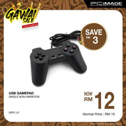 Usb Single Gamepad No Vibration