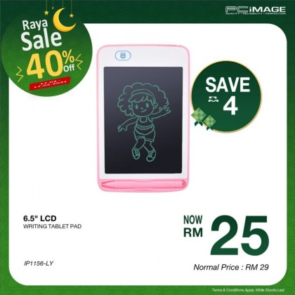 """6.5"""" LCD Writing Tablet Pad"""