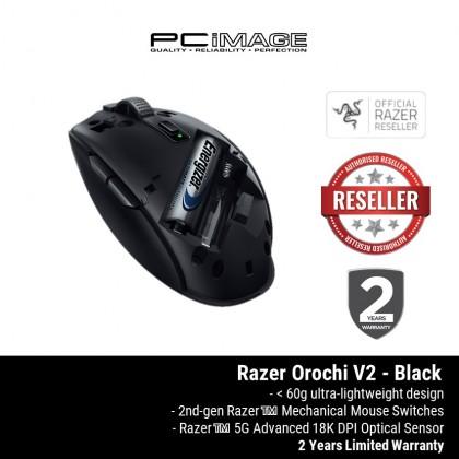 Razer Orochi V2 - Wireless Gaming Mouse - RZ01-03730100-R3A1