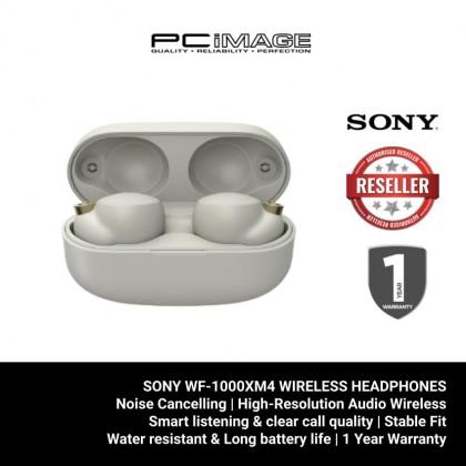 [PRE-ORDER] Sony WF-1000XM4 Wireless Noise Cancelling Headphones [ETA: 19 JUL 2021]
