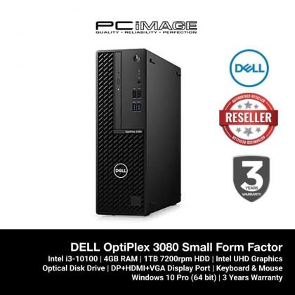 Dell OptiPlex 3080 Small Form Factor Desktop