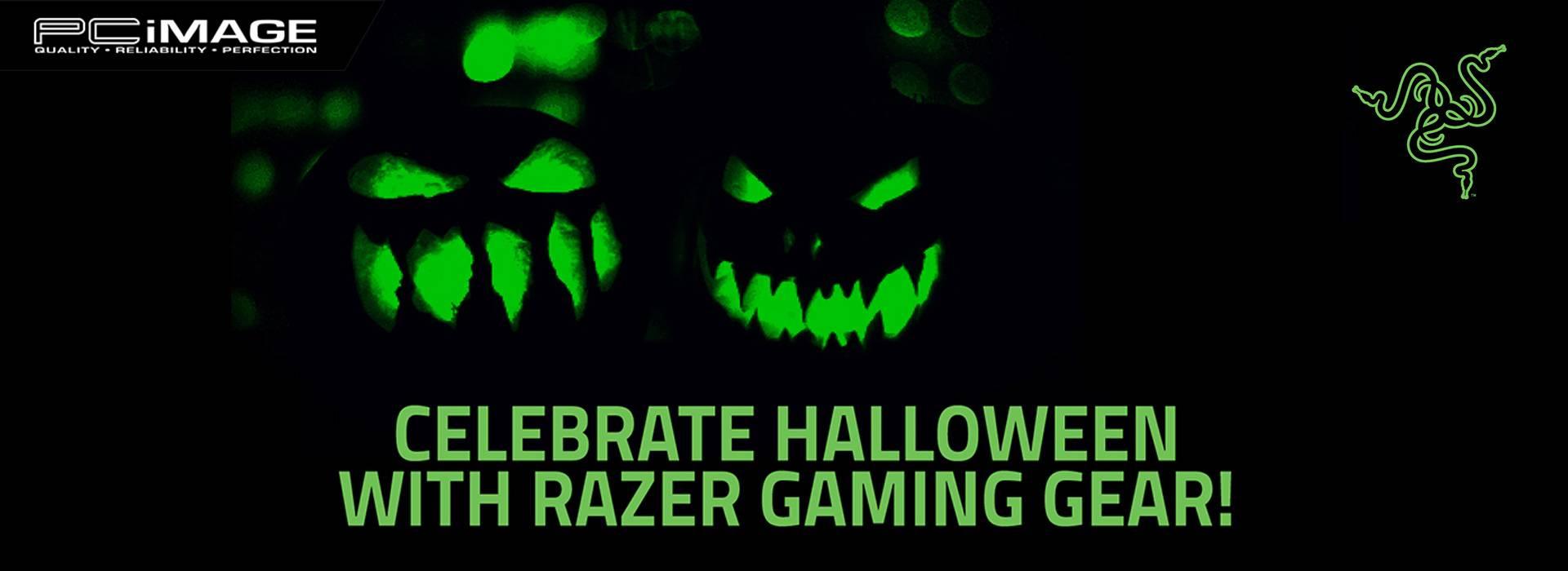 Razer Halloween October Promotion