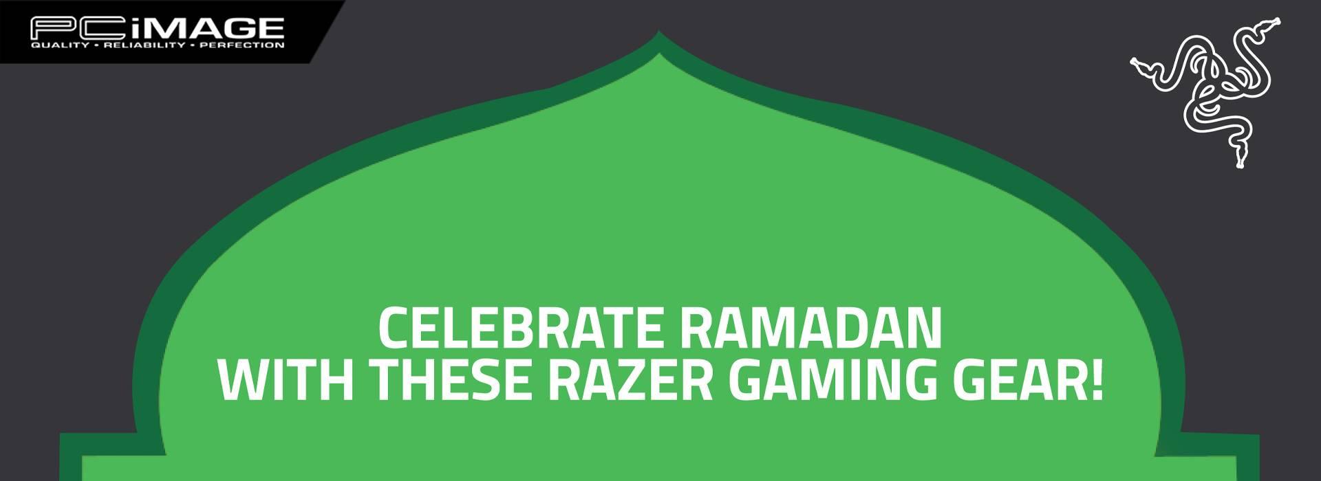 Razer April Ramadhan 2021 Promotion 30 Apr