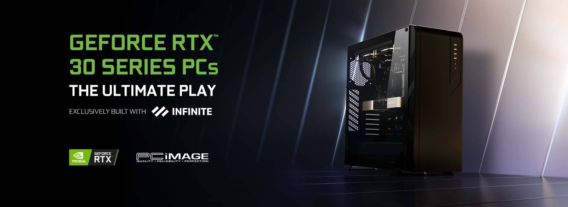 Geforce RTX gaming pc bundle