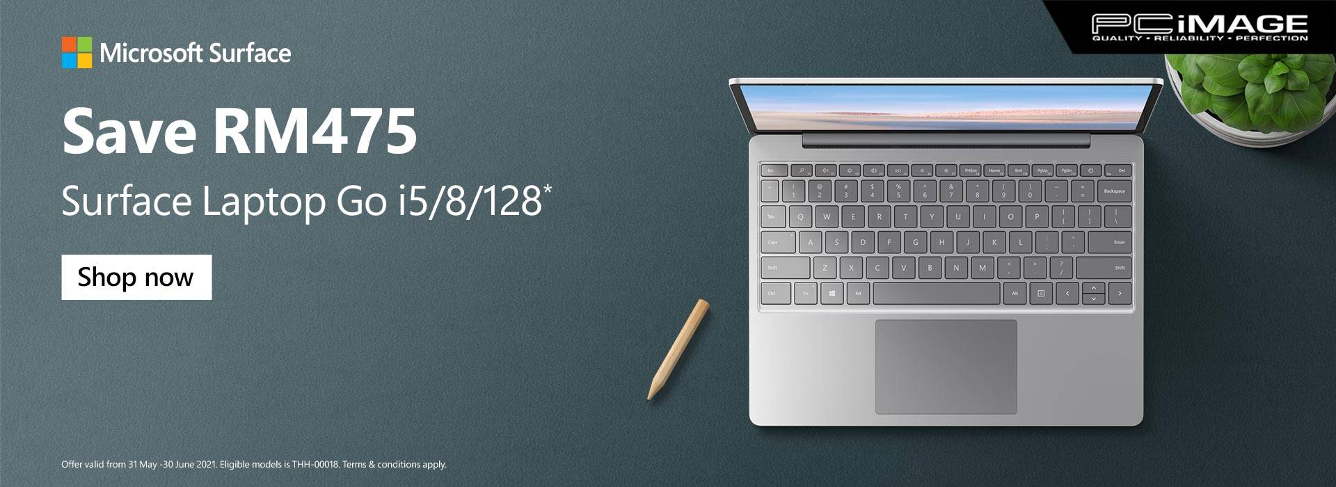 Selected Surface Device Promo 30 June