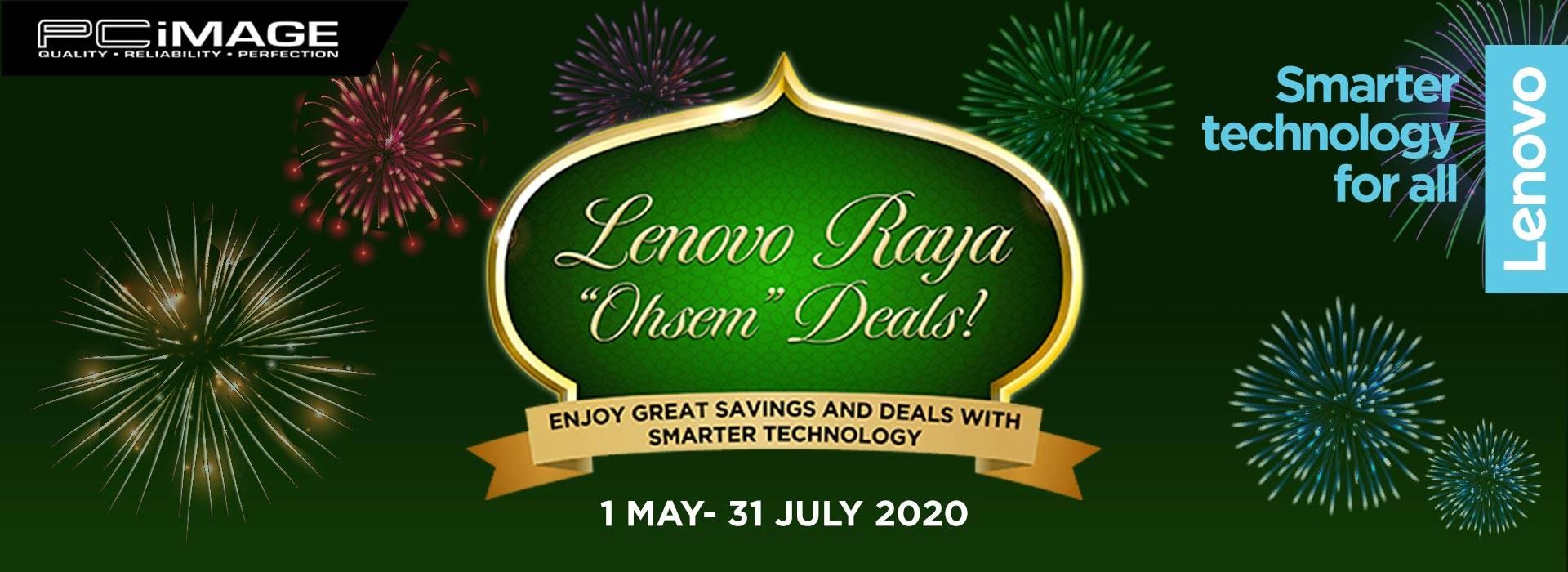 Lenovo Raya Ohsem Deals