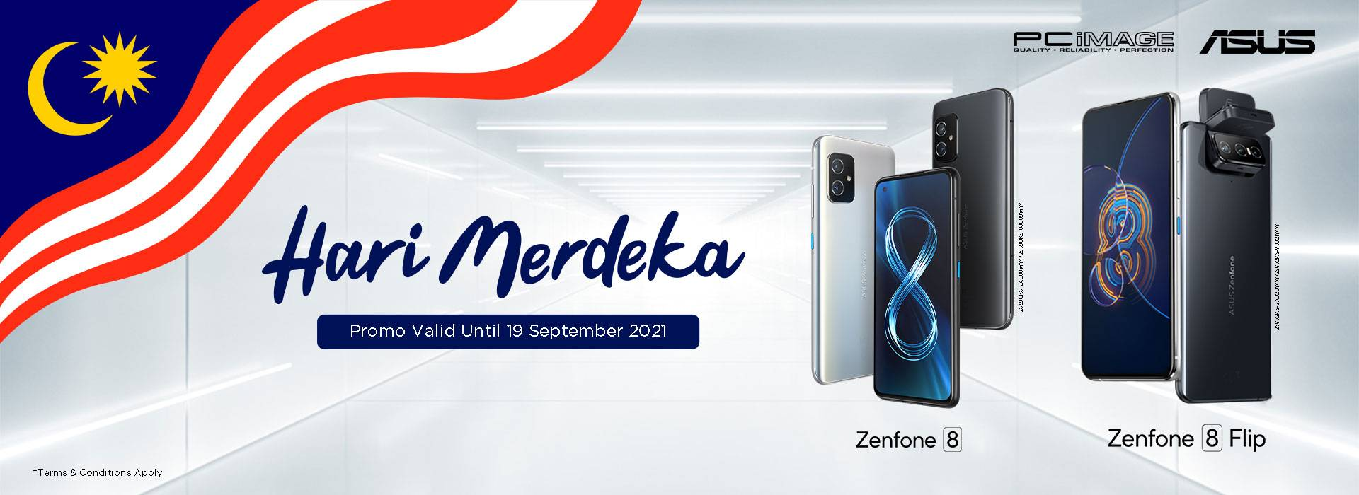 Asus Zenfone 8 Merdeka Promo 30 Sept