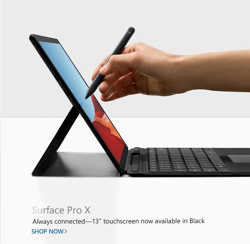 Microsoft Surface Pro X malaysia